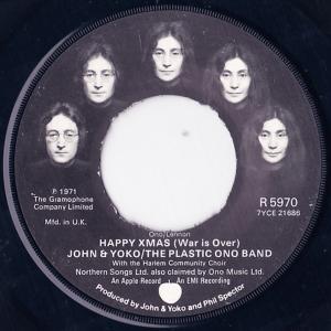 Beatles_LennonJohn_1971_Single