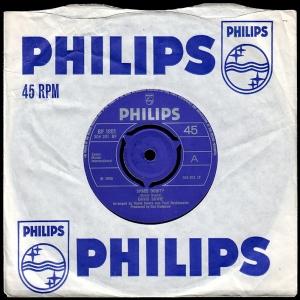 BowieDavid_1969_Single