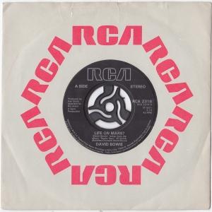 BowieDavid_1971_Single