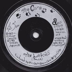 Cure_1983_Single