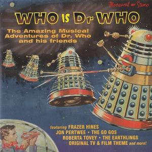 DoctorWho_2000_Album