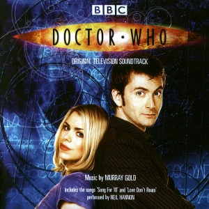 DoctorWho_2006_Album