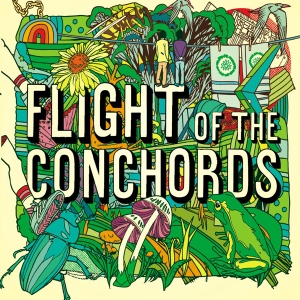FlightOfTheConchords_2008_Album