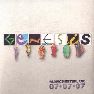 Genesis_2007_Album