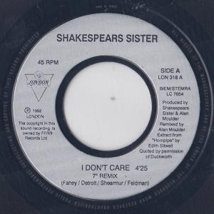 ShakespearsSister_1992_Single2