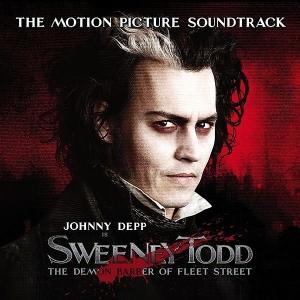 SweeneyTodd_2007_Album
