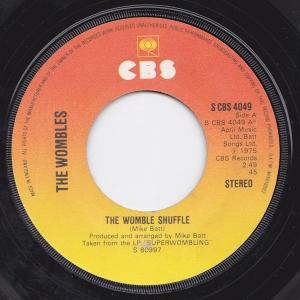 Wombles_1975_Single